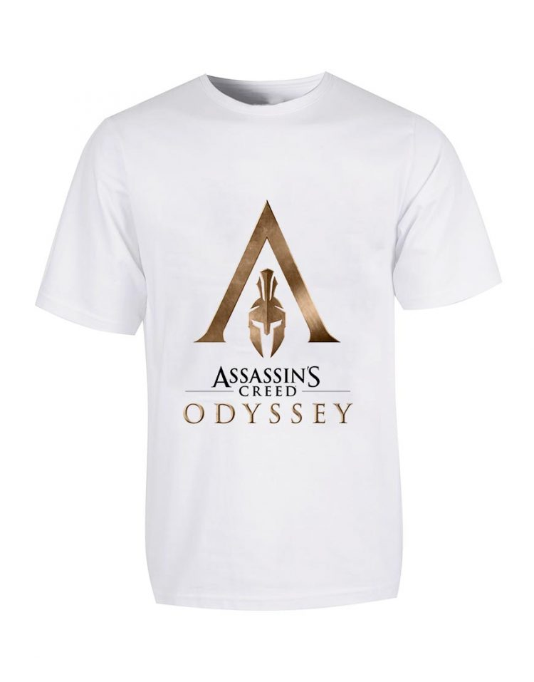 تیشرت طرح assassins-creed-odyssey
