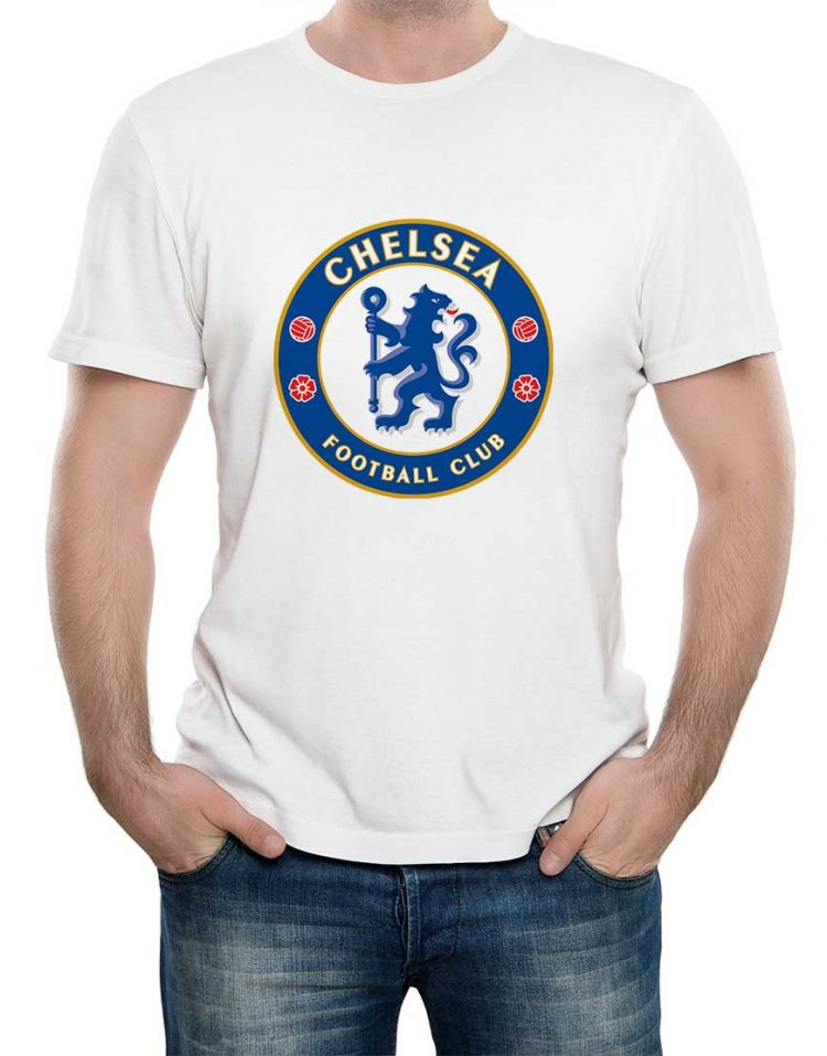 تیشرت طرح Chelsea