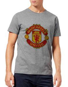 تیشرت طرح Manchester-united